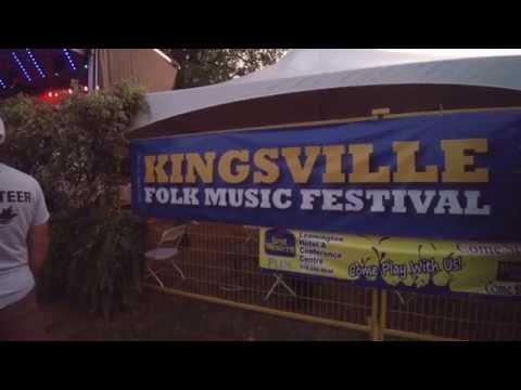 Kingsville Folk Music Festival 2016