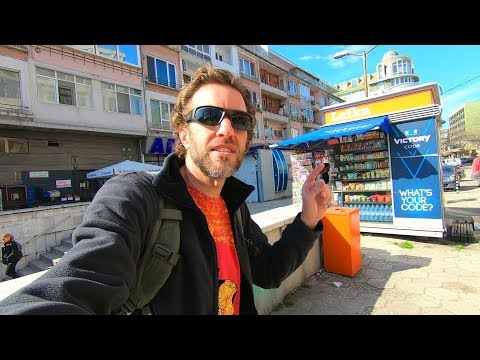 A Tour of VARNA, BULGARIA on the Black Sea