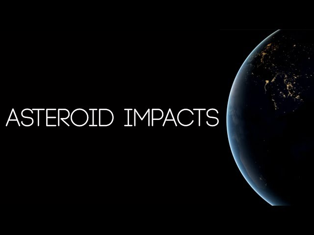 Asteroid Impacts - Science documentary (with Lord Martin Rees)