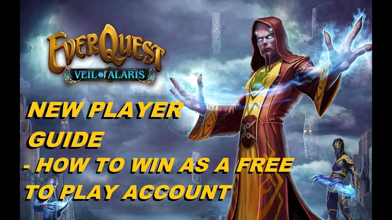 EVERQUEST NEW PLAYER GUIDE- How to Survive as a Free to play account (1080p)