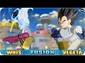 Vegeta and Whis Fusion: Whigeta VS Ultimate Mira (Towa Absorbed) Dragon Ball Xenoverse 2 mod