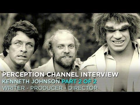 Perception Interview - Jeremy Lasky & Kenneth Johnson Part 2 of 2