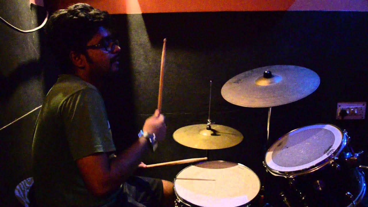 Slap Bass With Funky Drums jam by Pikai and Sagar.