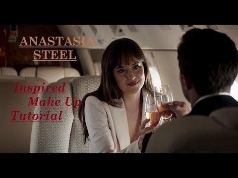 Cinquanta Anastasia Steel Up Sfumature Di Rosso Make Inspired 29IeDHYEW