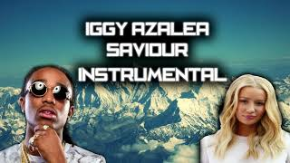 Iggy Azalea - Savior (INSTRUMENTAL) ft. Quavo
