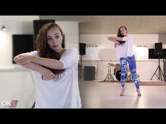 Kizomba Lady Style tutorial - #ArmsTrick #Attitude - Marion Philippe #1 🎓