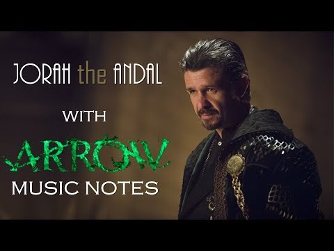 Ra's al Ghul Suite (Theme) | with Arrow Music Notes