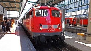Zugsichtungen / Stuttgart Hbf I / 2014-03-28 HD