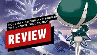 Pokémon Sword and Shield: The Crown Tundra DLC Review (Video Game Video Review)