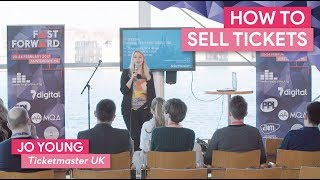 """How Ticketing Works"" with Jo Young, Ticketmaster 