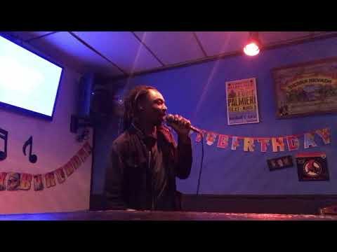 Nicks lounge karaoke-Berkeley   Kiss to build a dream on - Louis Armstrong
