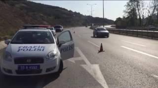 Samsun'da trafik kazası: 37 yaralı