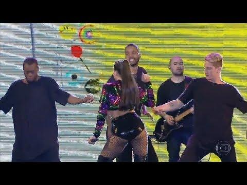 Anitta ESSA MINA É LOUCA ao vivo no FESTEJA 2017 | Caldas Novas - GO [Full HD]