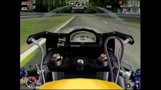 SuperBike 2000 gameplay