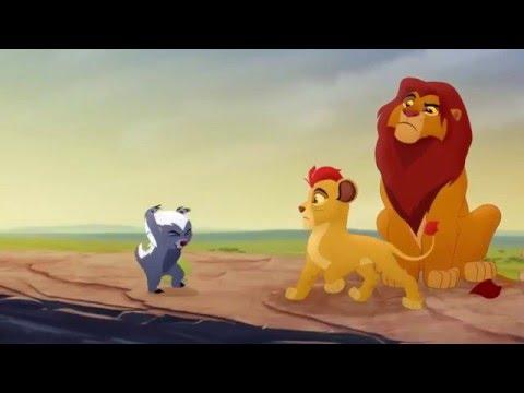 La Guardia Del León : Un Nuevo Rugido Película - Clip #1 El Comienzo Disney OFC°