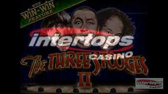 Intertops Casino Three Stooges II Slots Game