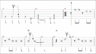 Pink Floyd - In The Flesh Guitar Solo