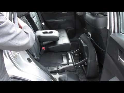 Honda CRV VTI-L 2.4L 4WD Walk Around Video