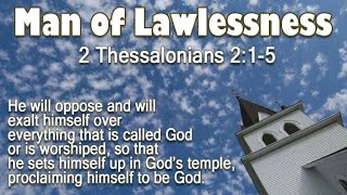 2015-06-21 Man of Lawlessness (Pastor Rob McNutt)