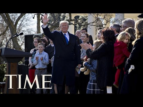 Download Youtube: President Donald Trump Speaks At Anti-Abortion Event March For Life | TIME