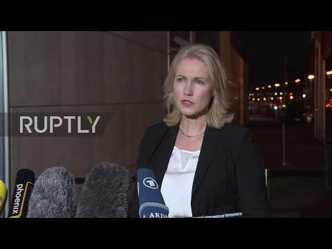 Germany: CDU, CSU, SPD continue coalition talks in Berlin