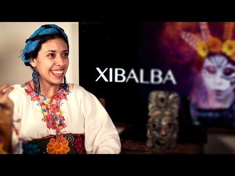 Interview: Iran Alvarez über XIBALBA