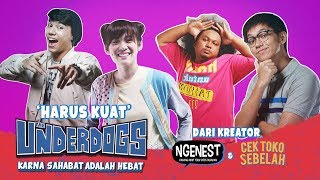 "Download The Underdogs ""Harus Kuat"" Video Lyric"