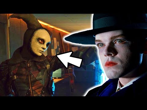 PROTO-HARLEY QUINN! Jeremiah's Descent into MADNESS Theory! - Gotham 4x20 Trailer Breakdown!