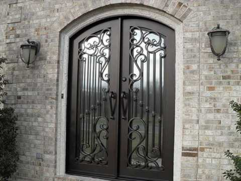 Superieur Metal Front Doors With Glass For Homes