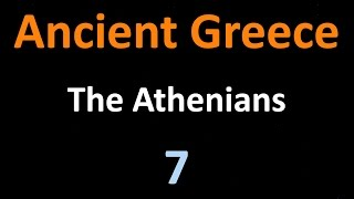 Ancient Greek History - Athens - 07