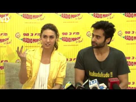 PROMOTION OF FILM Welcome to KARACHI AT RADIO MIRCHI