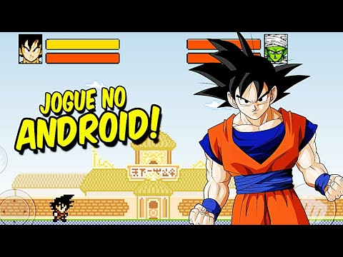 DRAGON BALL DEVOLUTION VERSÃO PARA ANDROID!
