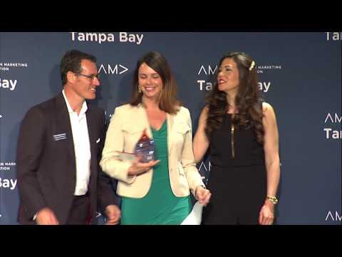 2016 AMA Marketer of the Year - Traditional Marketing Award Winner