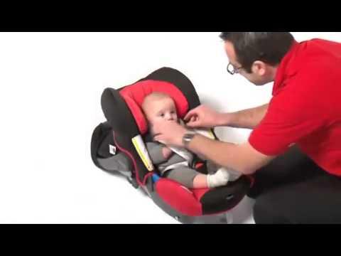 Комплект 2 в 1: автокресло Romer Baby-Safe plus SHR II + База Baby-Safe Isofix