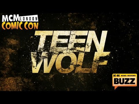 MCM London Comic Con October 2014: Teen Wolf Panel