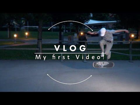 My first video! - Vlog - [EMML]