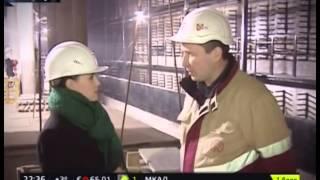 Отделочные работы на станции метро
