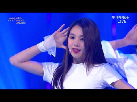 161116 AAA TWICE (트와이스) - Cheer Up(치어업) + TT(티티)