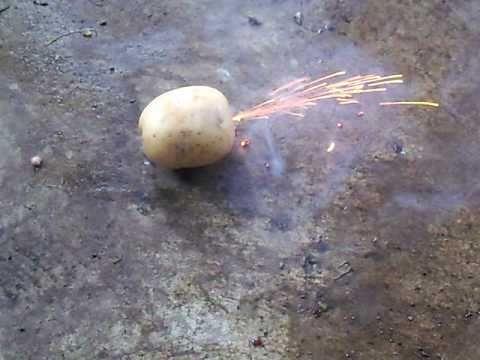 Image result for exploding potato