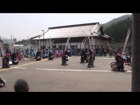 Kakinaizawa Shishi Odori - Sumita Town Festival 2016
