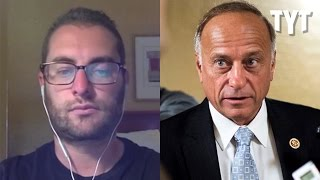 Jordan Takes On DESPICABLE Steve King