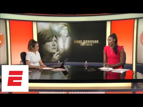 Lisa Leslie Remembers The Late Olympic Gold Medal-winning Coach Anne Donovan | ESPN