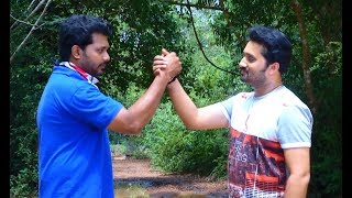 Athmasakhi l Jeevan & Sudheer together to break Manimuttam l Mazhavil Manorama