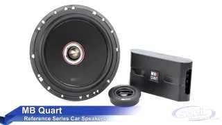 MB Quart Reference Series Car Speakers