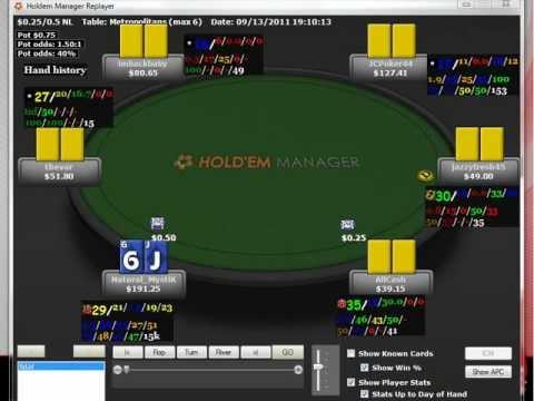 Replay poker tracker chicago casino and poker