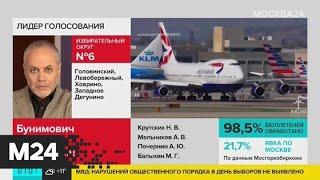Актуальные новости мира за 9 сентября - Москва 24