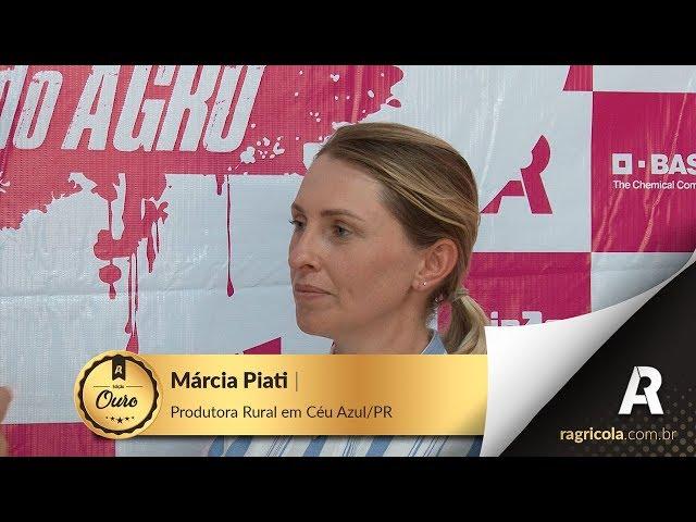 MÁRCIA PIATI | PRODUTORA RURAL | CÉU AZUL-PR | SHOW RURAL COOPAVEL