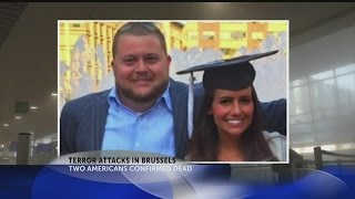 New York-based Sascha, Alexander Pinczowski killed in Brussels blasts