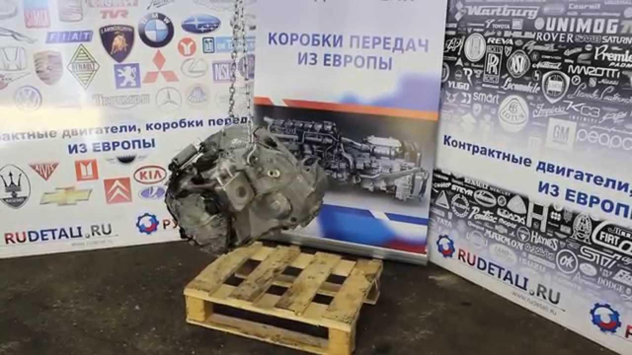 Коробка передач б/у автоматическая (АКПП) БМВ BMW 740i, код: 5HP24, 2002 г. HD Видеообзор.