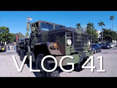 Miami Police VLOG 41: VETERANS DAY